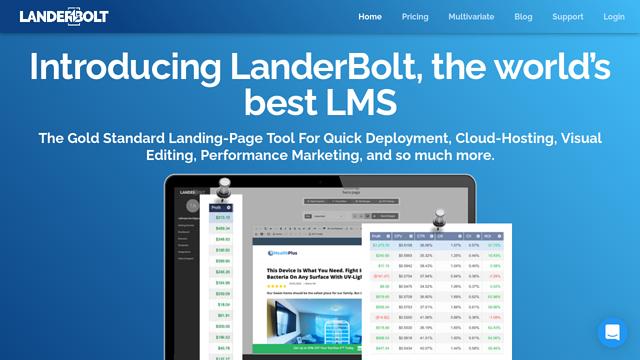 LanderBolt API koppeling