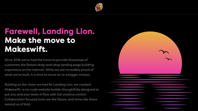 LandingLion API koppeling