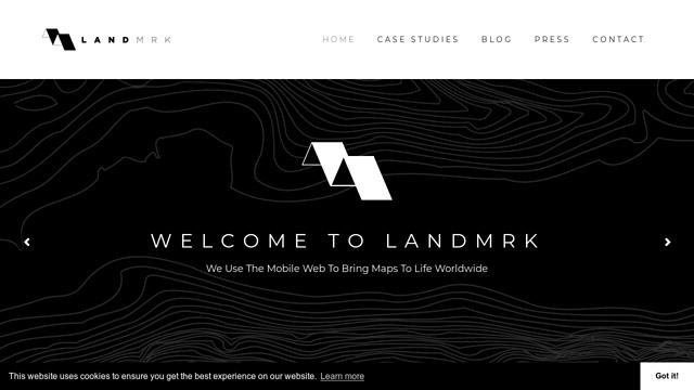 Landmrk API koppeling
