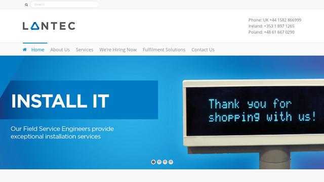 Lantec API koppeling