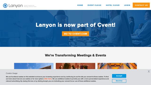 Lanyon API koppeling