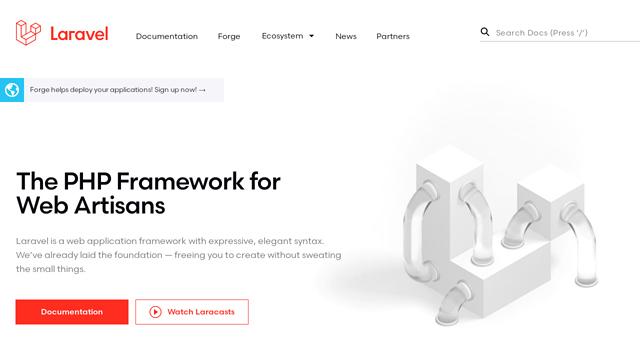 Laravel API koppeling