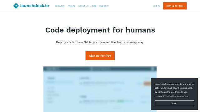 Launchdeck API koppeling