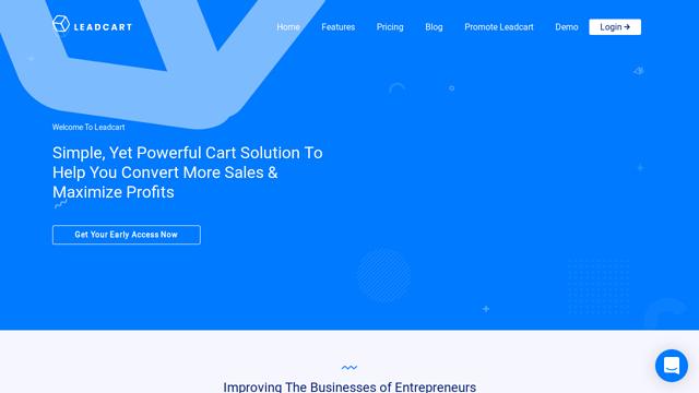 LeadCart API koppeling