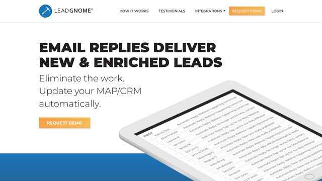 LeadGnome API koppeling