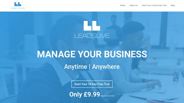 LeadsLive API koppeling