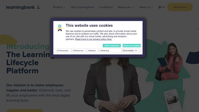 Learningbank-A/S API koppeling