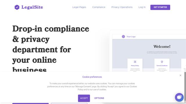 Legalsite API koppeling