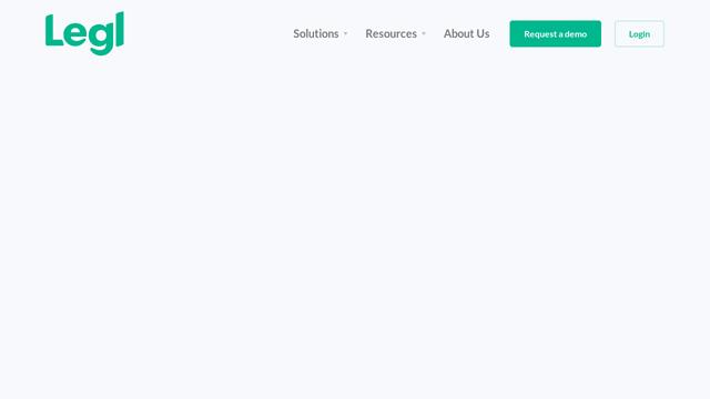 Legl API koppeling