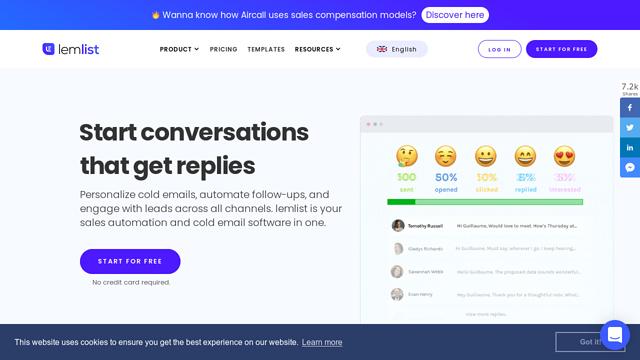 lemlist API koppeling