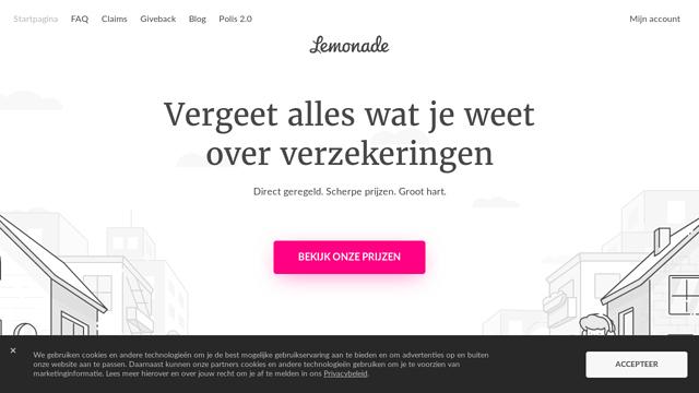 Lemonade API koppeling