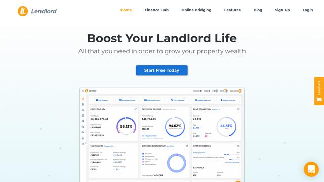 Lendlord API koppeling