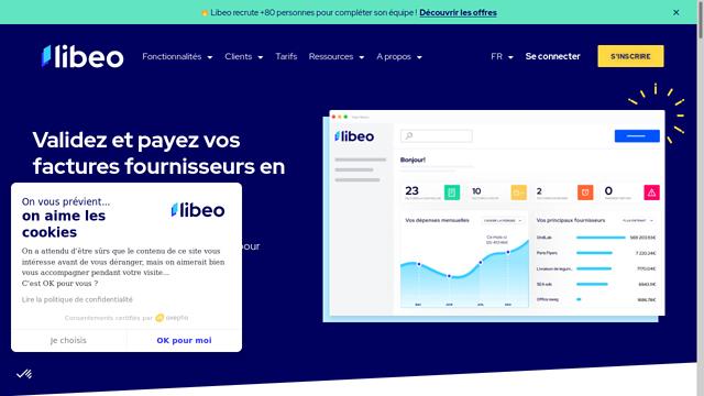 Libeo API koppeling