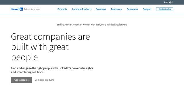 LinkedIn-Talent-Solutions API koppeling