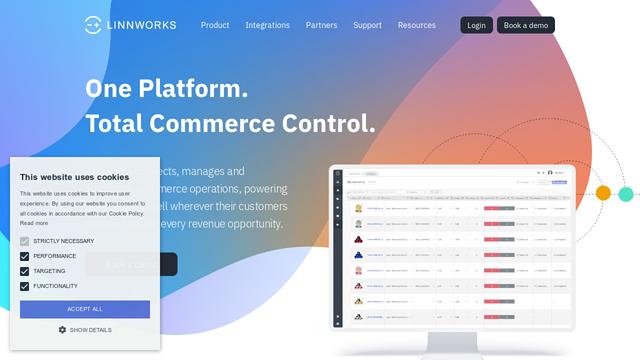 Linnworks API koppeling
