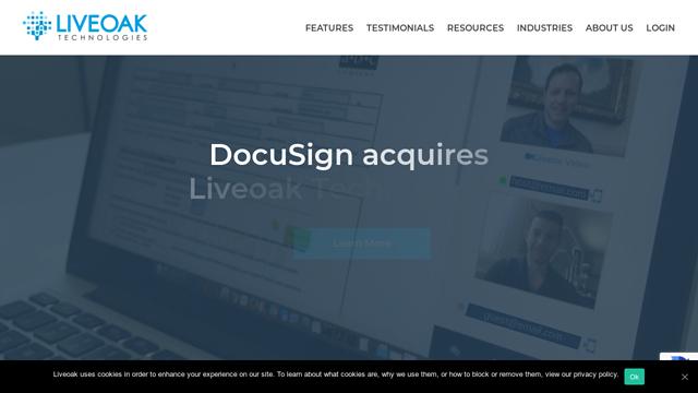 Liveoak-Technologies API koppeling