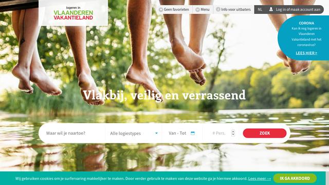 Logeren-in-Vlaanderen API koppeling