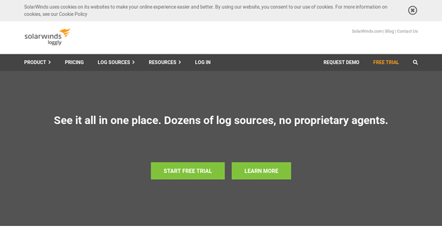Loggly API koppeling