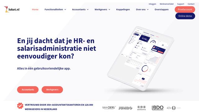 Loket.nl API koppeling