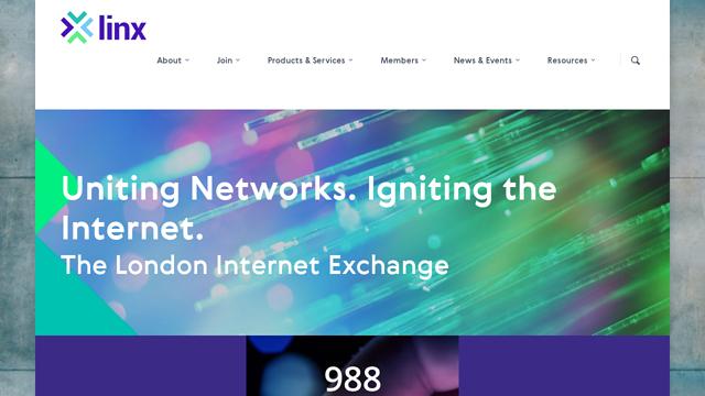 London-Internet-Exchange API koppeling