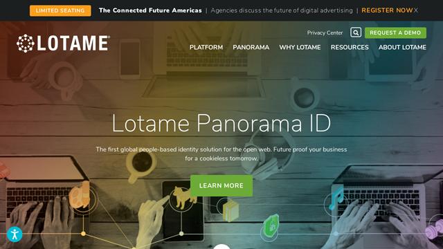 Lotame API koppeling