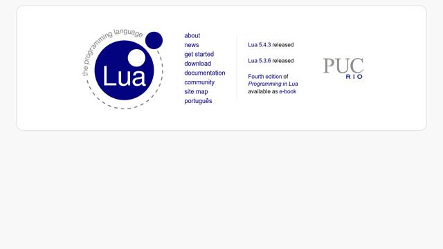 Lua API koppeling