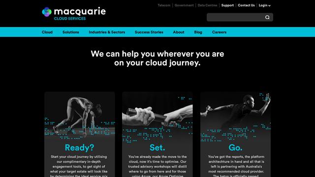 Macquarie-Cloud-Services API koppeling