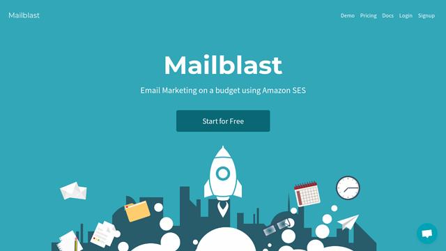 Mailblast API koppeling
