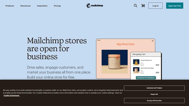 MailChimp API koppeling