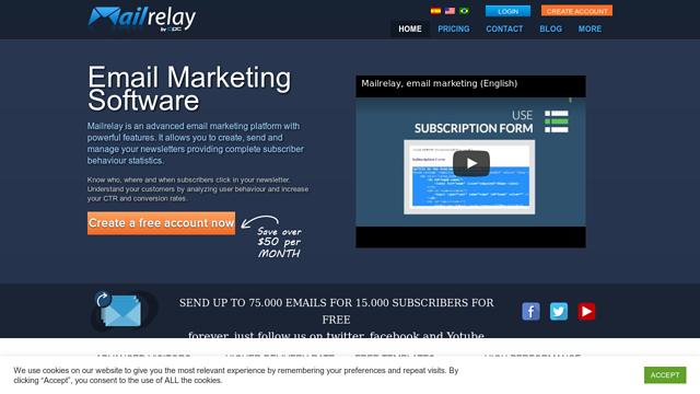MailRelay API koppeling
