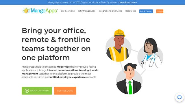 MangoApps API koppeling