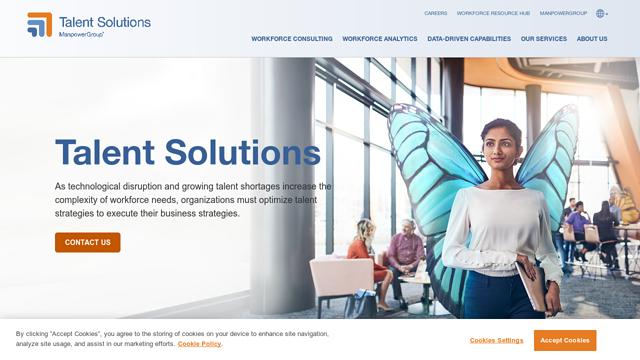 ManpowerGroup-Talent-Solutions API koppeling