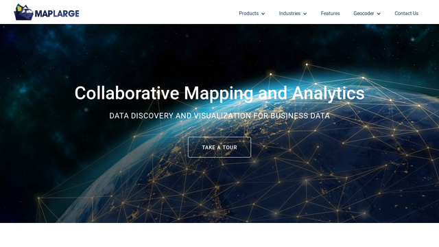 Maplarge API koppeling