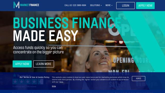 MarketFinance API koppeling