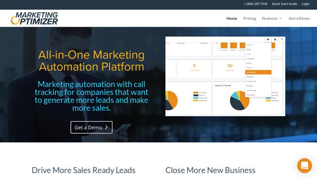 MarketingOptimizer API koppeling