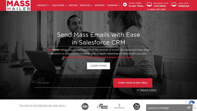 MassMailer API koppeling