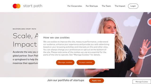 Mastercard-Start-Path API koppeling