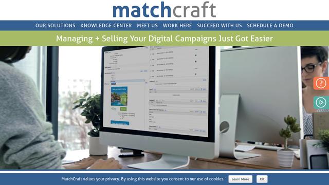 Matchcraft API koppeling