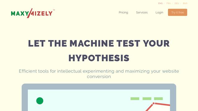 Maxymizely API koppeling