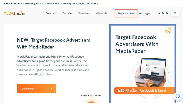 MediaRadar API koppeling