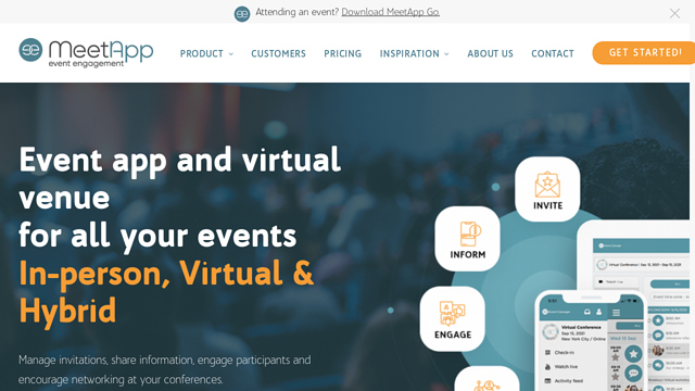Meetapp API koppeling