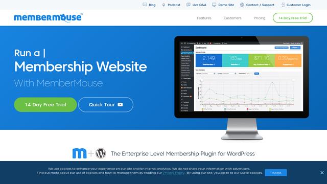MemberMouse API koppeling