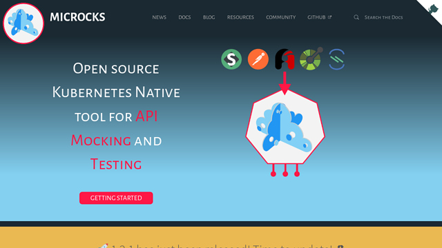 Microcks API koppeling