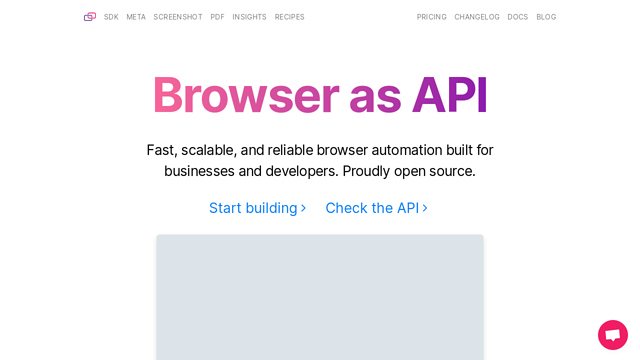Microlink API koppeling