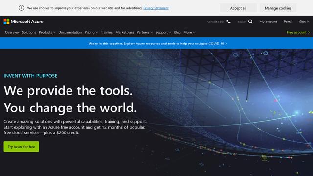 Microsoft-Azure API koppeling