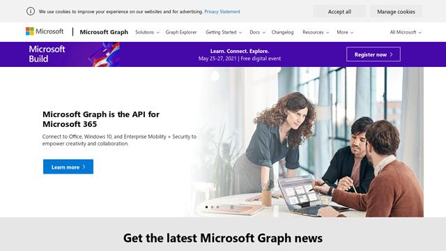 Microsoft-Graph API koppeling