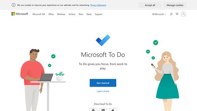 Microsoft-To-Do API koppeling