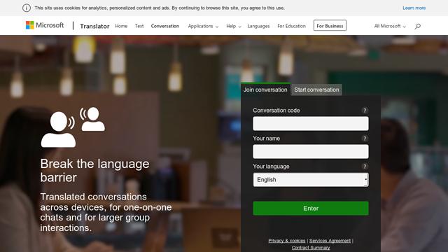 Microsoft-Translator API koppeling