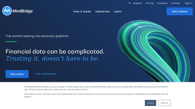 MindBridge-Ai API koppeling