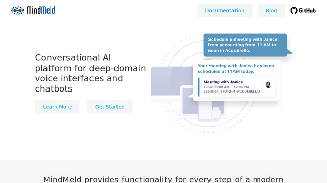 MindMeld API koppeling